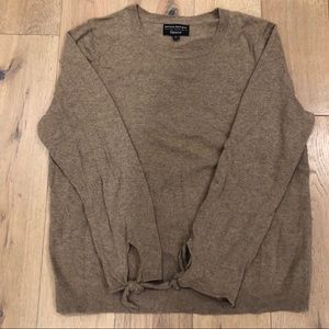 BR Brown Sweater